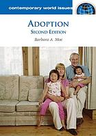 Adoption : a reference handbook