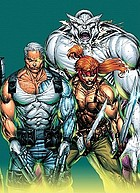 X-Force : shatterstar