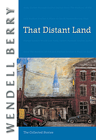 That distant land : the collected stories