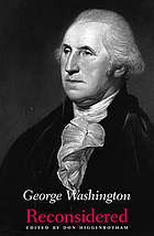 George Washington reconsidered