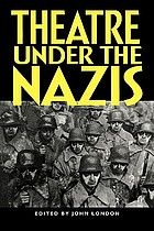 Theatre under the Nazis