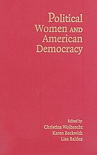 Political women and American democracy