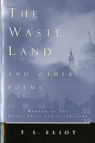 The waste land and other poems.