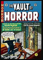 The vault of horror. Volume 1, issues 1-6