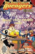 Great Lakes Avengers. Same old, same old