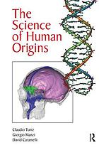 Science of human origins Book Cover