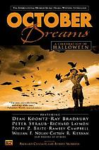 October dreams : a celebration of Halloween