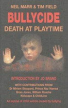 Bullycide : death at playtime