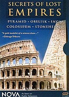 Secrets of lost empires. Colosseum ; Stonehenge