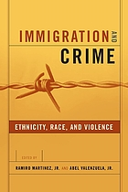 Immigration and crime : race, ethnicity, and violence