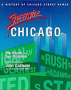 Streetwise Chicago : a history of Chicago street names