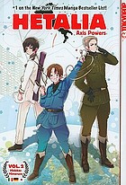 Hetalia. [2] : axis powers