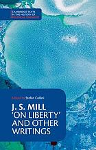 On liberty : with the subjection of women ; and Chapters on socialism