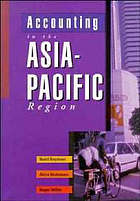Accounting in the Asia-Pacific region