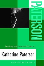 Teaching the selected works of Katherine Paterson