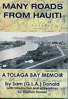 Many roads from Hauiti : a Tolaga Bay memoir