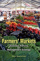 Farmers' markets : success, failure, and management ecology