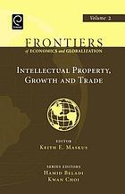 Intellectual property growth and trade