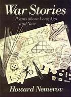 War stories : poems about long ago and now