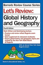 Let's review. Global history and geography