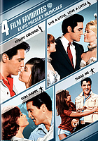 4 film favorites. Elvis Presley musicals