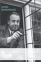 Priestley's England : J.B. Priestley and English culture