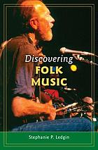 Discovering folk music