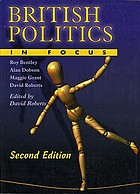 British politics in focus