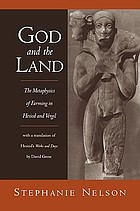 God and the land : the metaphysics of farming in Hesiod and Vergil