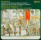 Cantata on the death of Emperor Joseph II Cantata on the accession of Emperor Leopold II ; Opferlied ; Meeresstille und glückliche Fahrt