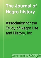 The Journal of Negro history.