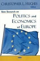 New research on politics and economics of Europe
