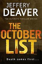 The October list : a novel in reverse