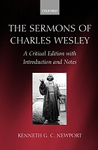 The sermons of Charles Wesley : a critical edition, with introduction and notes