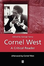 Cornel West : a critical reader