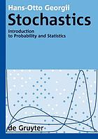 Stochastics : introduction to probability and statistics