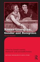 Roman literature, gender, and reception : domina illustris