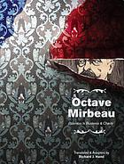 Octave Mirbeau : two plays : Business is business ; &, Charity