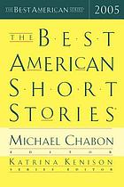 The best American short stories, 2005