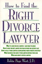 How to find the right divorce lawyer