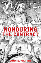 Honouring the contract