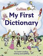 My first dictionary.