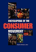 Encyclopedia of the consumer movement