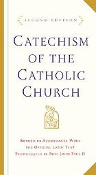 Catechism of the Catholic Church.