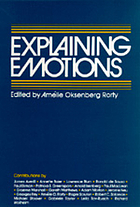 Explaining emotions