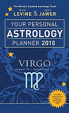Your personal astrology planner 2010 - Virgo