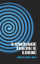 Language, truth, and logic