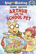 Arthur and the school pet.