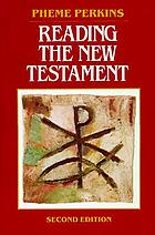 Reading the New Testament : an introduction