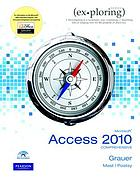 Microsoft Office Access 2010. Comprehensive